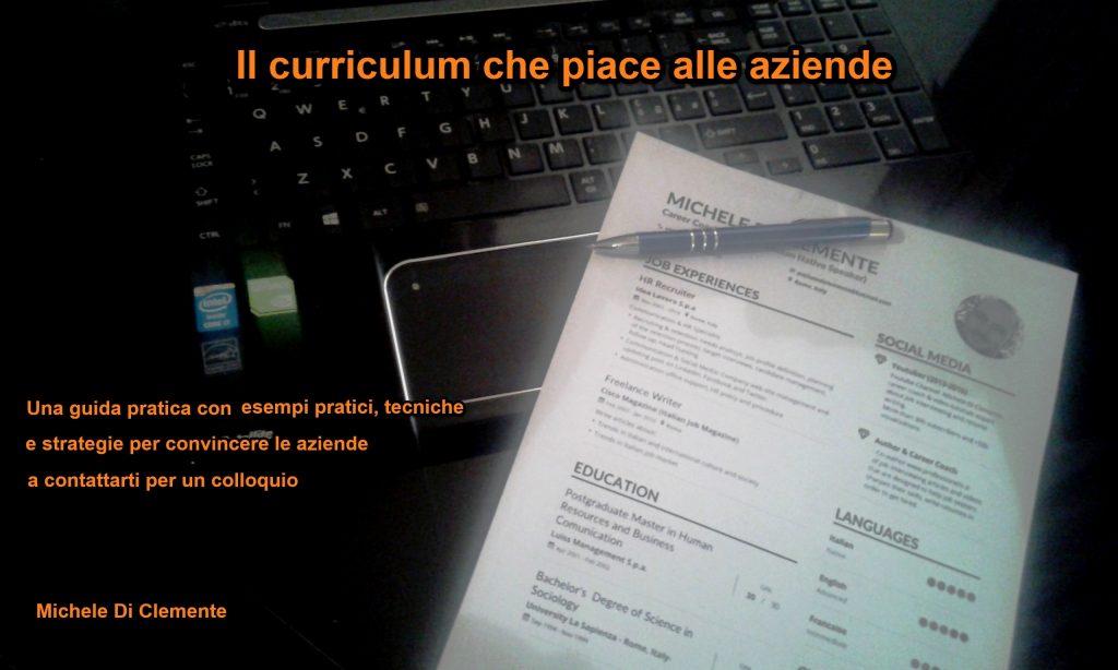 ebook sul CV
